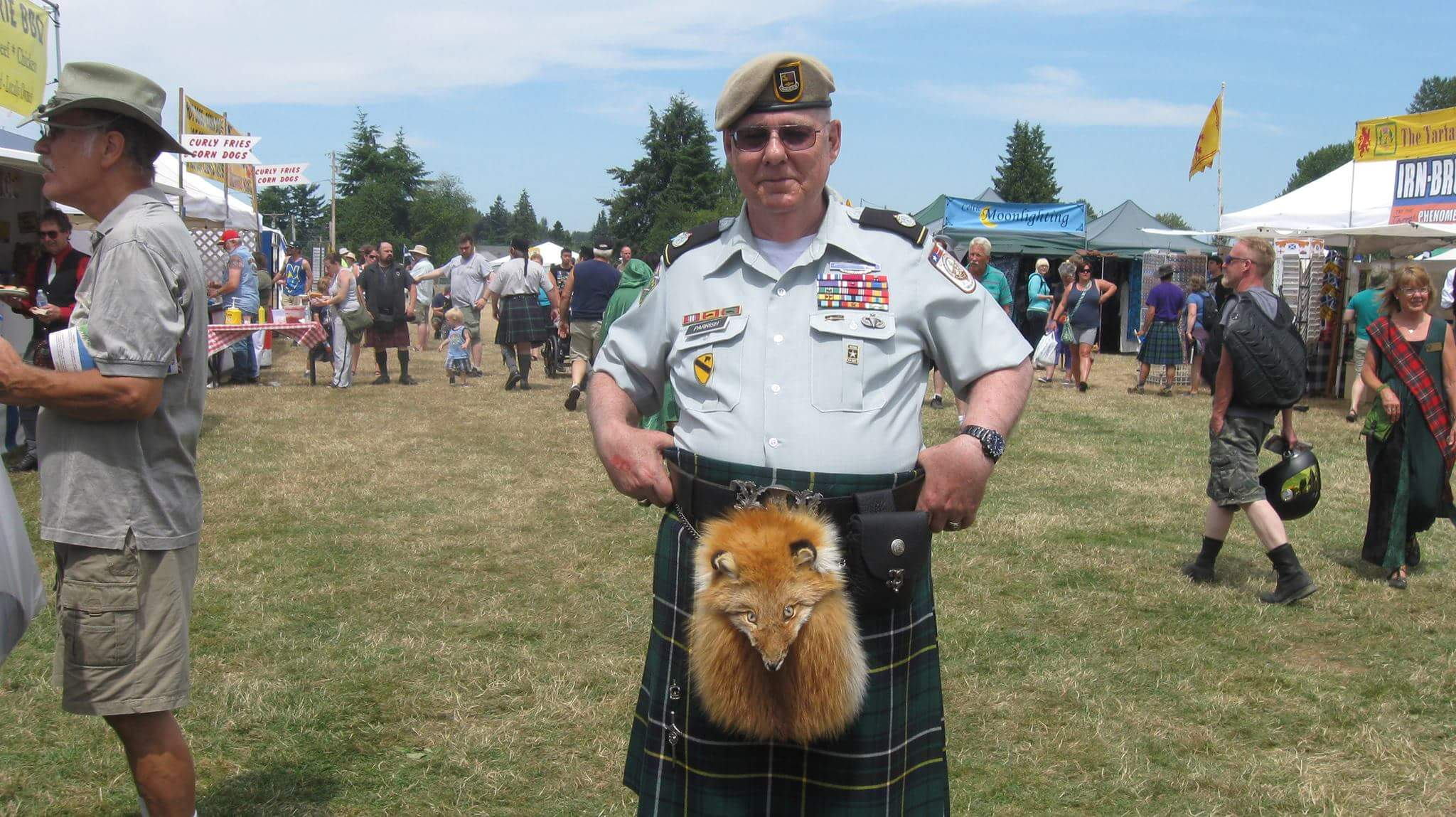 Scottish American Military Society